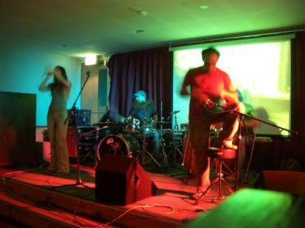 Percussion Junction @ Beach Rd Hotel